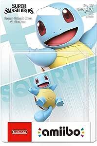 Nintendo amiibo - Squirtle (Super Smash Bros.)