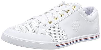K-Swiss - Set Court Noir - Chaussures Baskets basses Homme