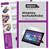 dipos Films de protection d'écran pour Microsoft Surface 3 (10,8 Zoll) (3 unités) - transparent film de protection d'ecran