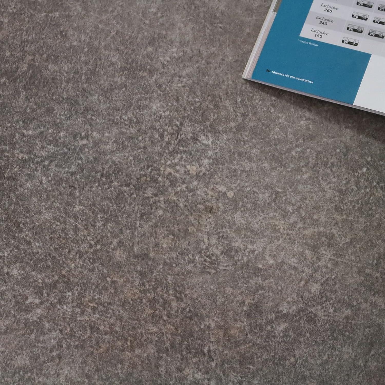 PVC Bodenbelag Beton Grau Objekt 32 Breite: 200 cm x L/änge: 500 cm 12,95 /€ p.m/²