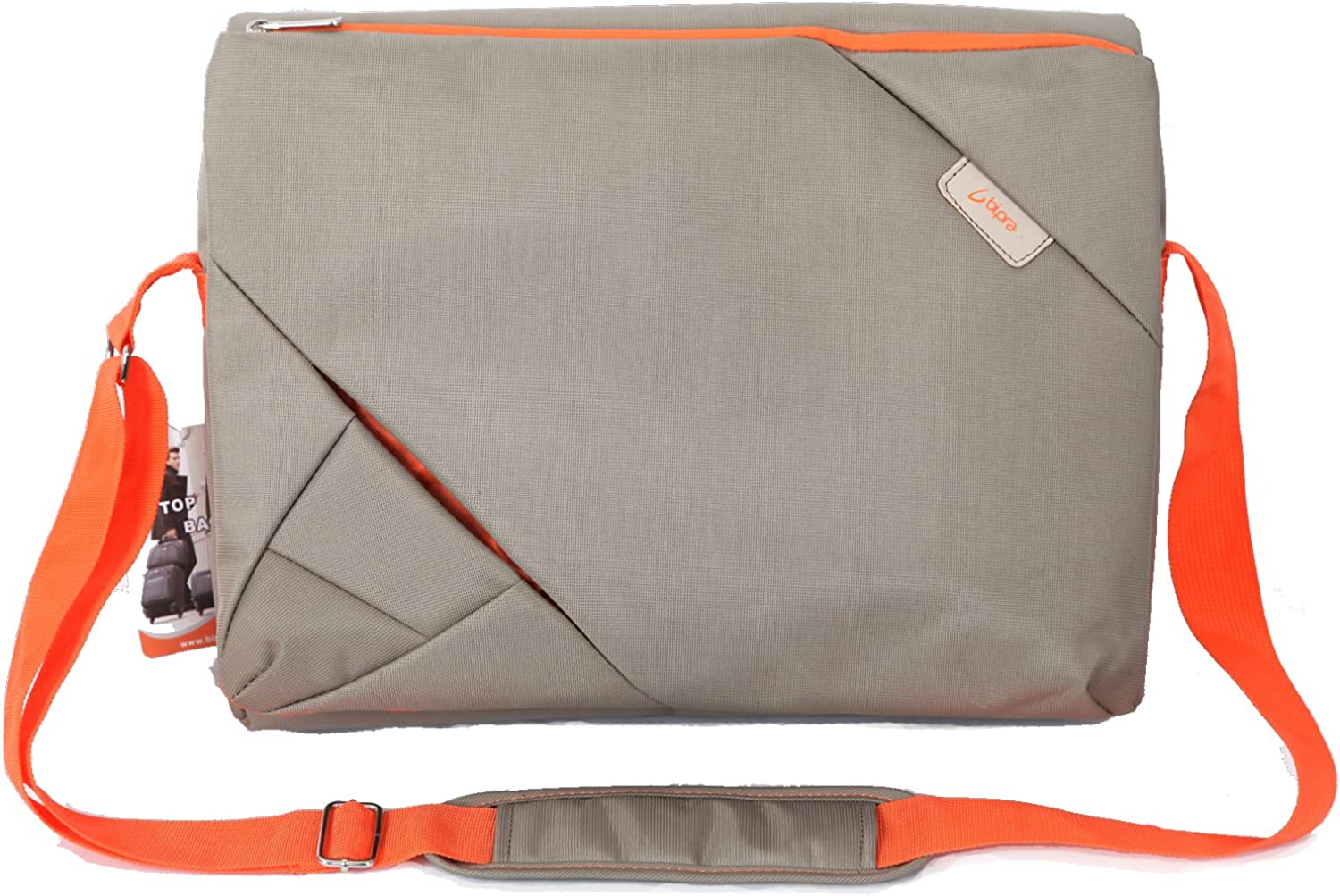 Top 7 Gray And Orange Laptop Messenger Bag