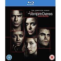 Vampire Diaries S1-8 izione: Regno Unito] [Import italien]