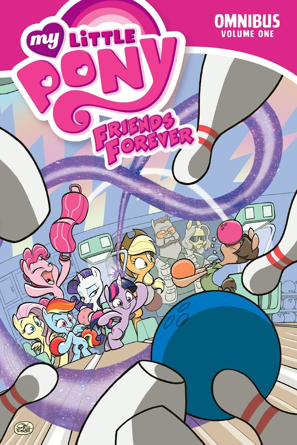 My Little Pony: Friends Forever Omnibus Volume 1