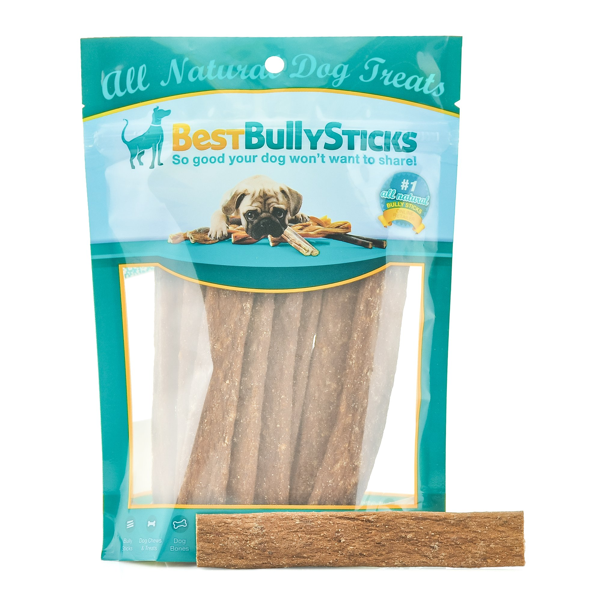Bully Jerky by Best Bully Sticks (8oz.)