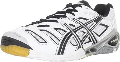 GEL-Sensei 4 Volleyball Shoe, White