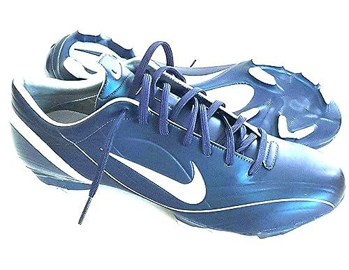 buy online b4282 cdc4f Nike Mercurial Vapor II FG Football Boots Original 2004 Men s UK 9.5, EUR  44.5 Dark Navy Blue  Amazon.co.uk  Shoes   Bags