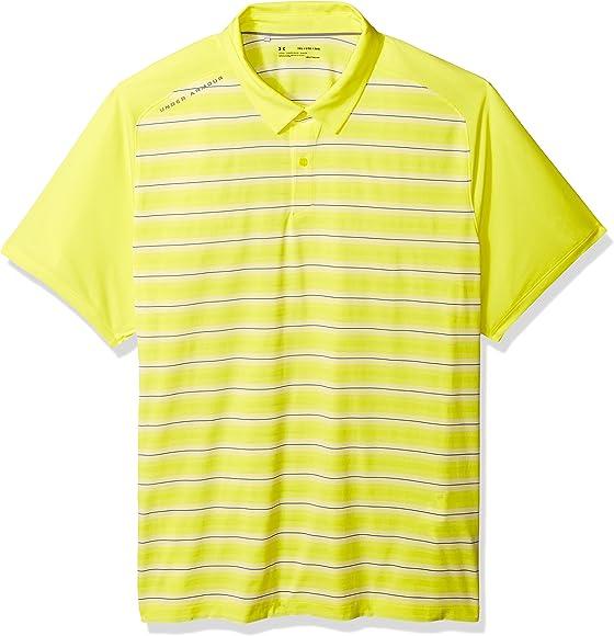 Under Armour - Polo para Hombre - 1306112, S, Yellow Soul (770 ...