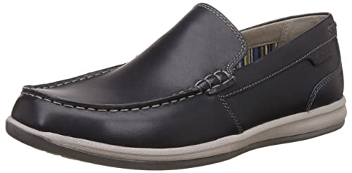 6742bc5b731 Clarks Men s Blue Loafers and Moccasins - 7 UK India (41 EU)  Buy ...