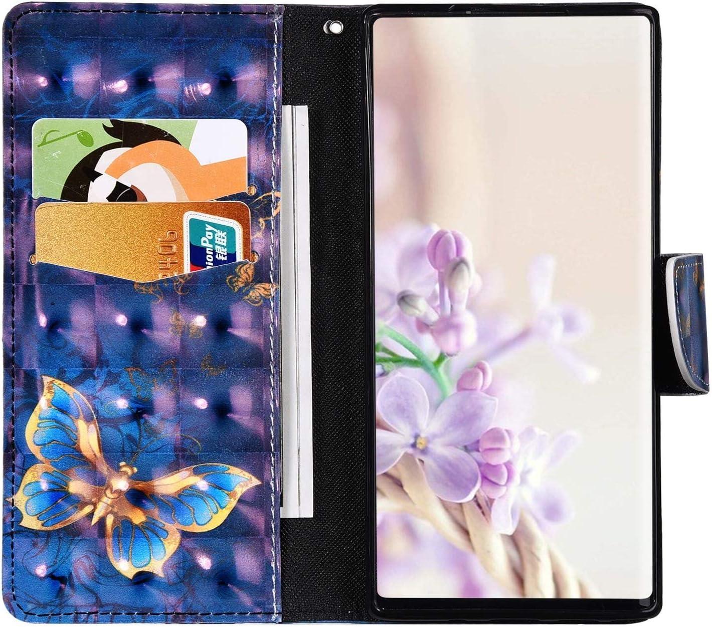 Mignon Motif Design Cuir PU Flip Portefeuille Fermeture Magn/étique Wallet Carte de Cr/édit Stand Case Cover Housse de Protection,Chat QPOLLY Coque Compatible avec iPhone 6 Plus//6S Plus /Étui /à Rabat