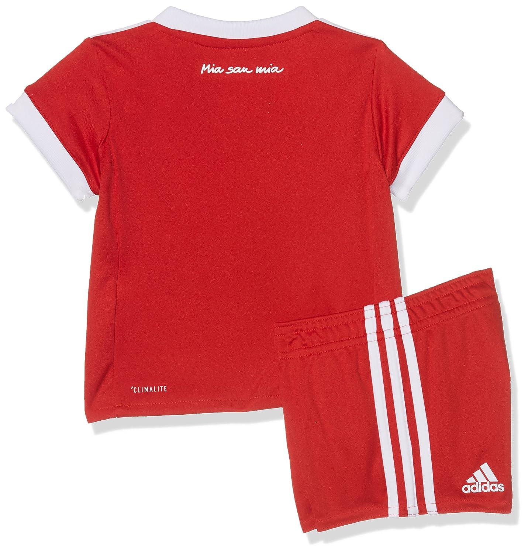 68af0f9db1d03e adidas Kinder Fc Bayern Heim Kit Trikot Und Shorts  Amazon.de  Sport    Freizeit