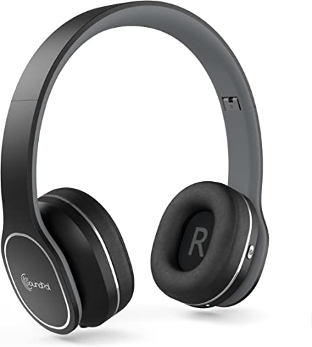 SoundPal Trilogy Wireless Bluetooth On-Ear Headphones