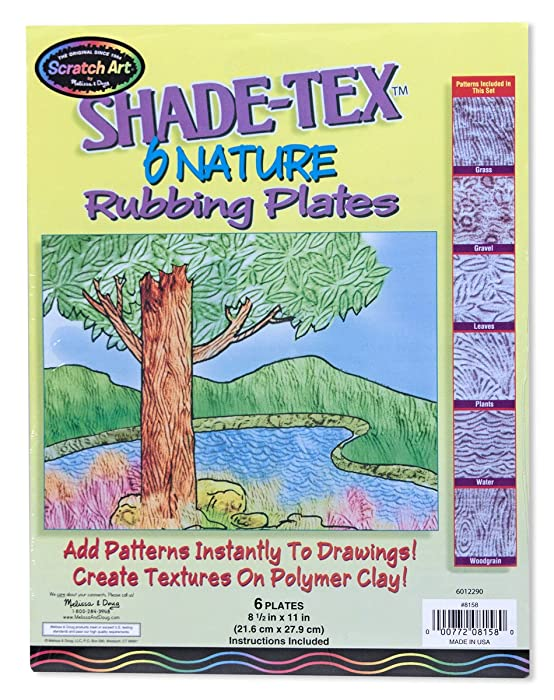 The Best Rubbing Plates Nature