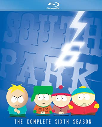 South Park - The Complete Sixth Season (Blu-ray)