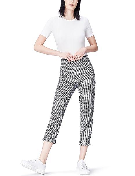 c52dcc05355 find. Pantalones Mujer  Amazon.es  Ropa y accesorios