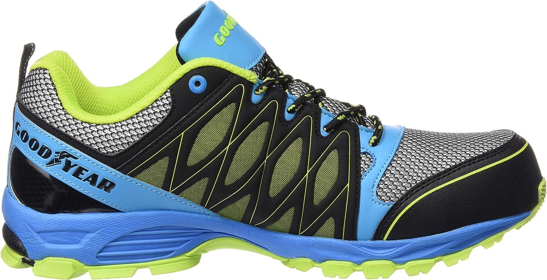 Goodyear GYSHU1503 - Zapatillas de seguridad para hombre: Amazon.es: Zapatos y complementos