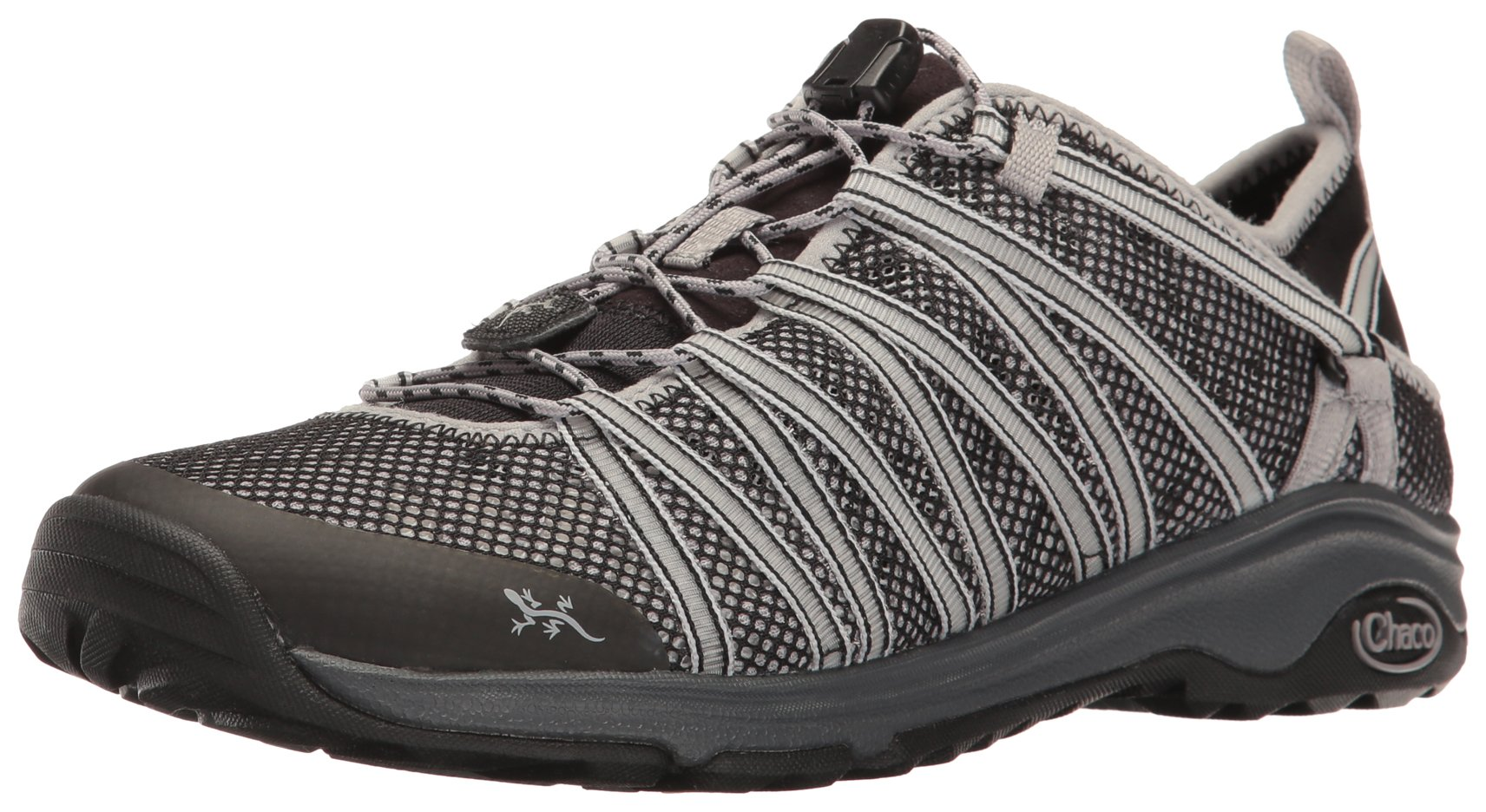 Chaco Women's Outcross Evo 1.5 Hiking Shoe, Black, 8 M US by Chaco