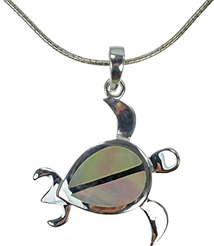by Marisa DAmico Designs 16 Long 925 Sterling Silver Pendant Necklace