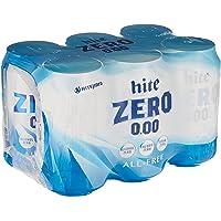 Hite 0.0% Zero Beer - Korean, 6 x 355ml