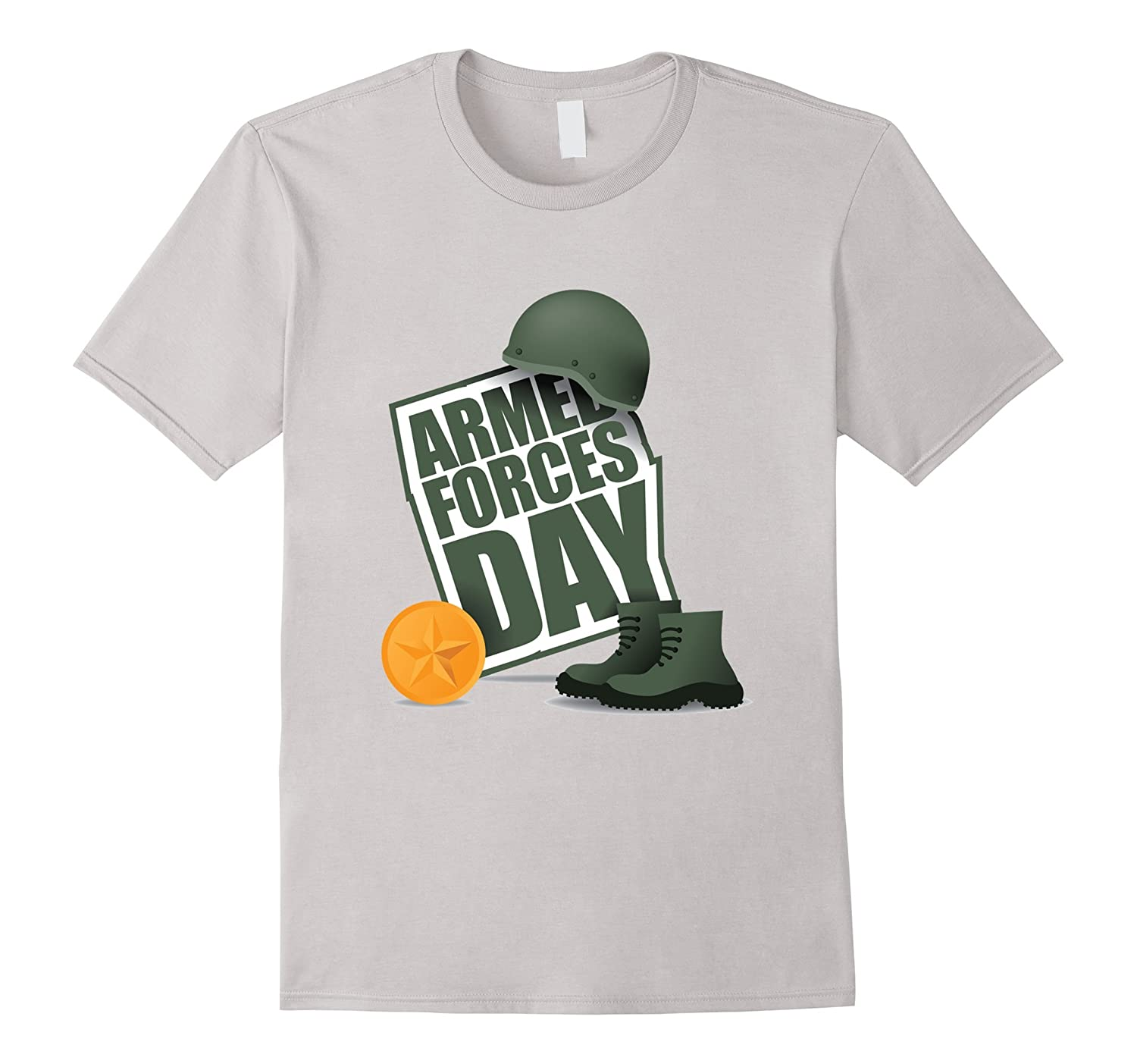 Armed Forces Day T-Shirt