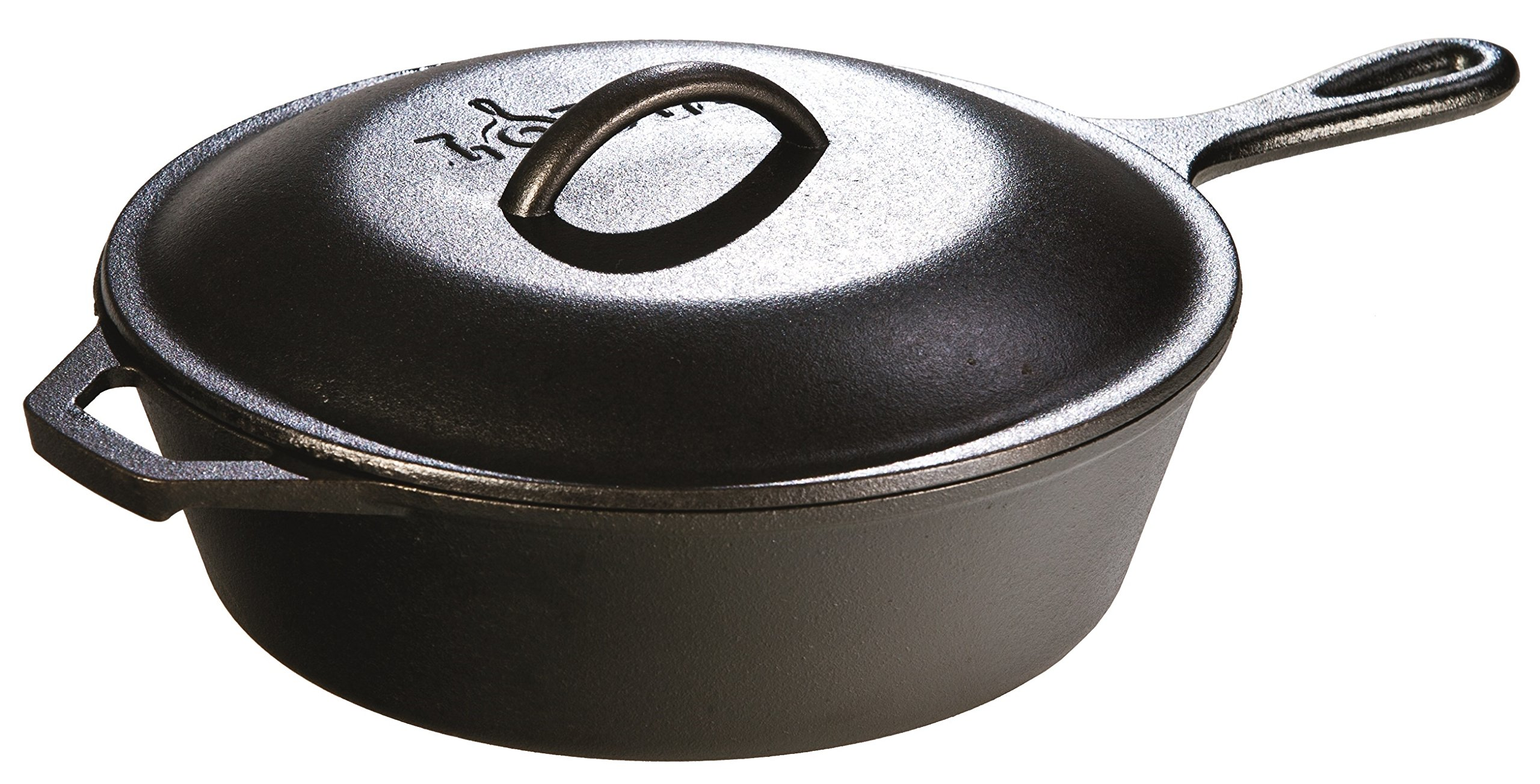 Lodge L5IC3 8-Inch Cast Iron Lid by Lodge (Image #3)
