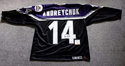 Image Unavailable. Image not available for. Color  1994 Autographed Signed Nhl  AllStar Jersey ... b50c94f1068