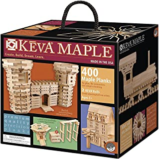 product image for KEVA Maple 400 Plank Set