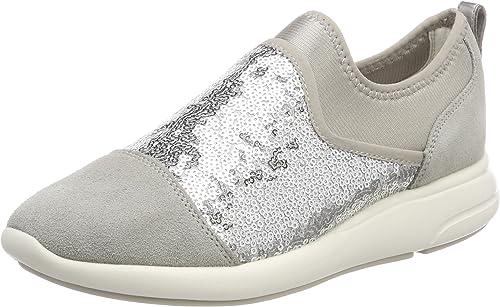 Geox D Ophira B, Sneakers Basses Femme