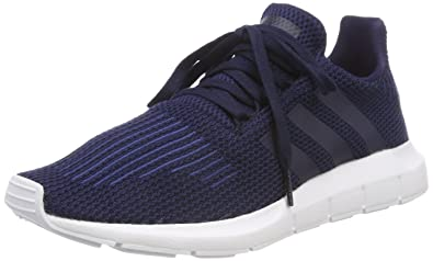 b8c0742ce adidas Men s s Swift Run Gymnastics Shoes Blue Collegiate Navy FTWR White
