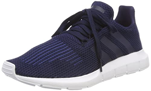 adidas Men s s Swift Run Gymnastics Shoes Blue Collegiate Navy FTWR White 47017f3e2