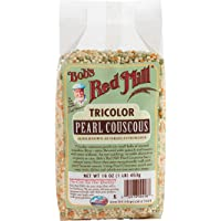 Bobs Red Mill, Cous Cous Natural Tricolor, 453 Gr.