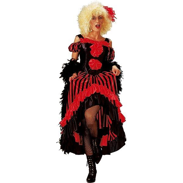 César - Disfraz de bailarina de can-can para mujer (adulto), talla ...