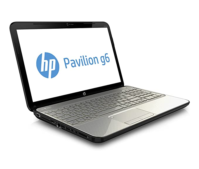 HP Pavilion g6-2258ss Negro, Blanco Portátil 39,6 cm (15.6