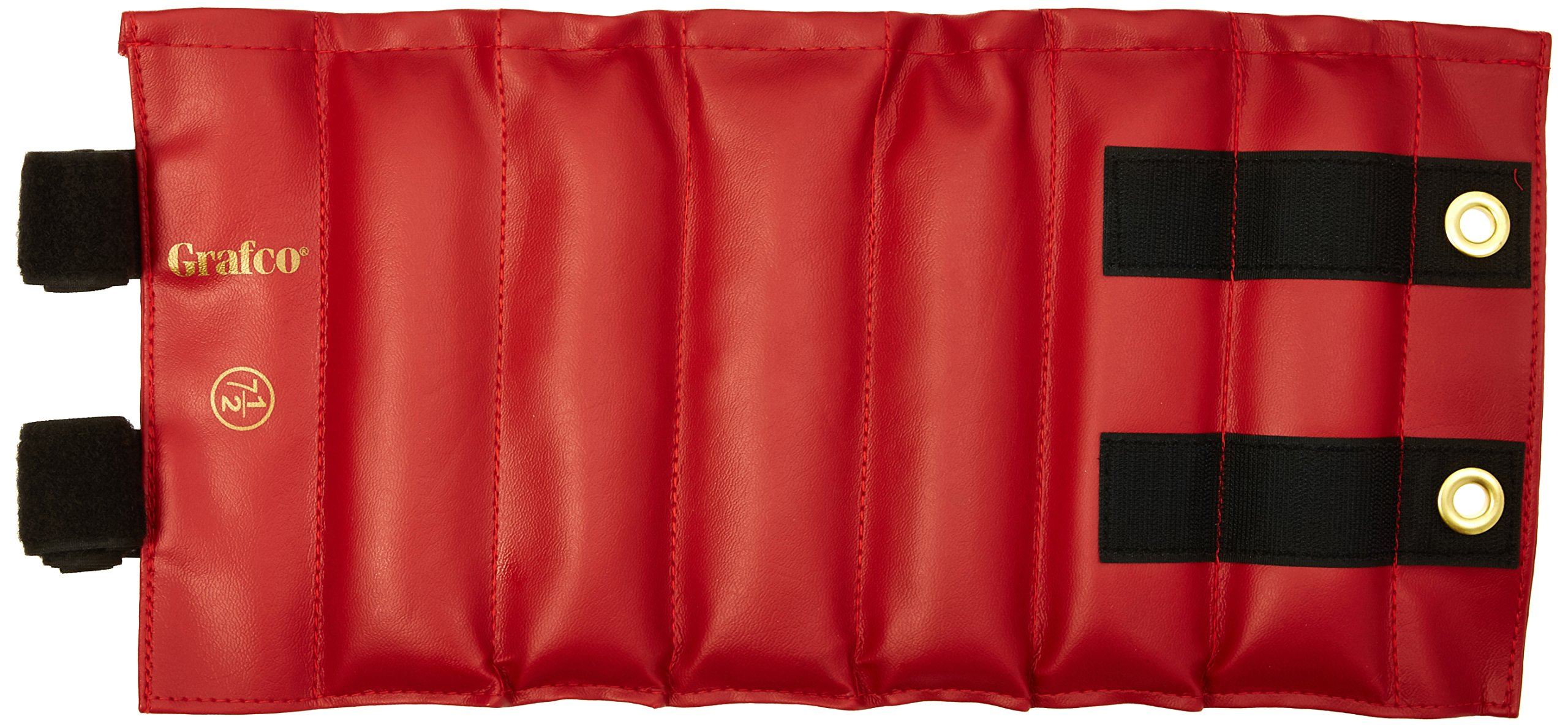 Grafco 1899 Exercise Weight, 7-1/2 lb. (3.40 Kg), Red