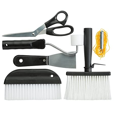 Coral 10321 Task Partner Wallpaper Kit With Paste Smoothing Brush