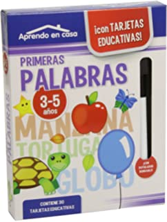 CARTAS EDUCATIVAS APRENDO EN CASA - LES LLETRES: Amazon.es ...