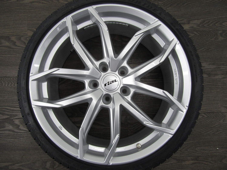 4 ruedas de invierno de 19 pulgadas para Skoda Octavia 1Z 5E Superb 3T RIAL LUCCA GOODRIDE: Amazon.es: Coche y moto
