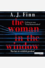 The Woman in the Window: Was hat sie wirklich gesehen? Audible Audiobook