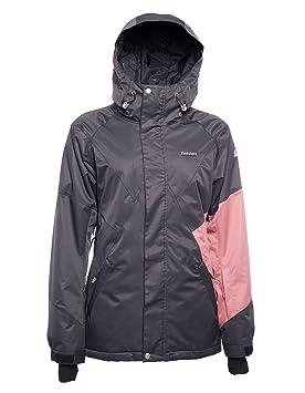 Zimtstern Snow Jacket - canopiaz, Otoño-Invierno, Mujer, Color Negro, tamaño Large: Amazon.es: Deportes y aire libre