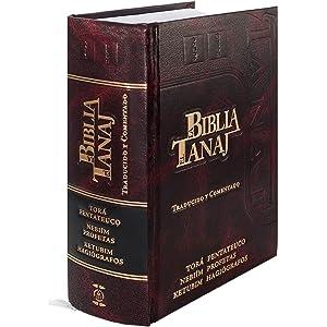 La Biblia Hebrea Completa - Tanaj (3 tomos) - Hebreo/Español ...