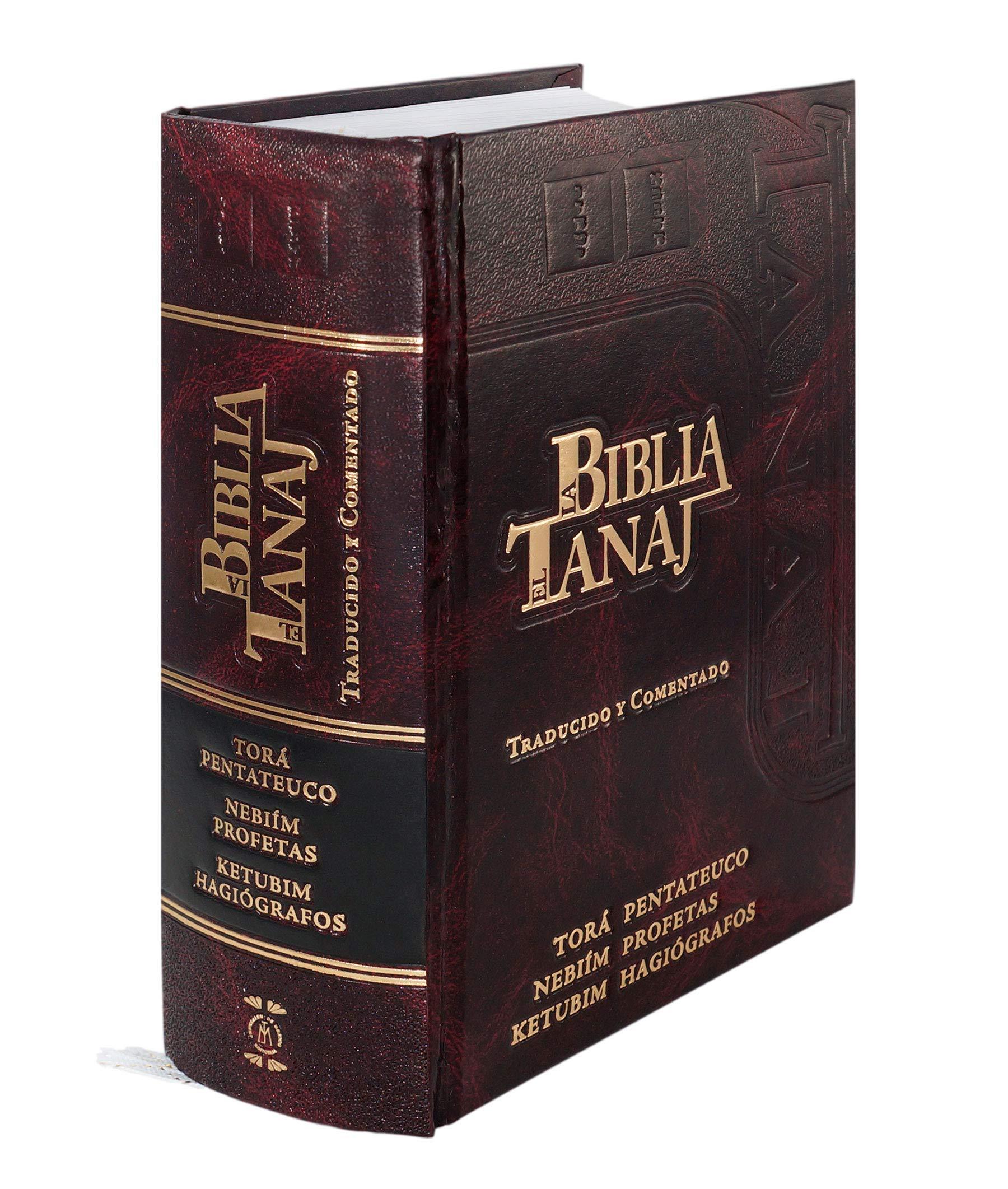 La Biblia Hebrea Completa - Tanaj Judio - Nueva Edicion 2018: Rab Yaacob ben Itsjac Huerin: Amazon.com: Books