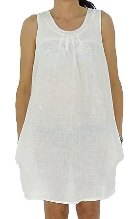 new concept 0df5b f62cc Mein Design Lagenlook de Mallorca Damen Kleid HY400 Tunika ...