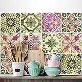 Piastrelle Murali adesive mosaico   Stickers da Parete auto ...