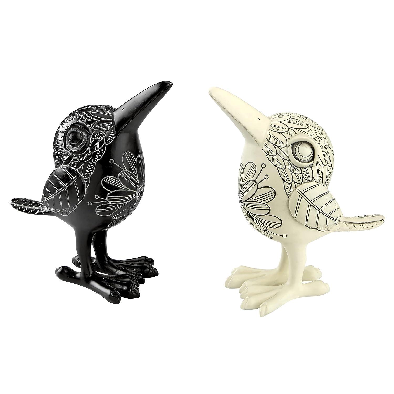 Design Toscano Elusive Ki-Ki Bird Statues by Candice Pennington