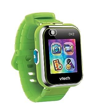Vtech DX2 Horloge Intelligente, Enfant, Vert (Langue allemande)