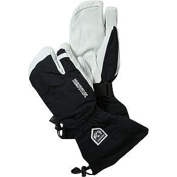 Skihandschuhe werden unter anderem als 3 Finger Handschuhe angeboten (z.B. von Hestra).