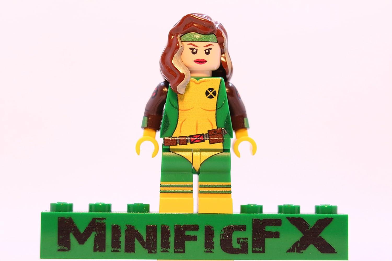 X-MEN ROGUE CUSTOM LEGO