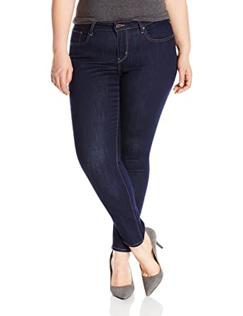 6c060977882 Levi s Plus Womens 711 Skinny at Amazon Women s Jeans store