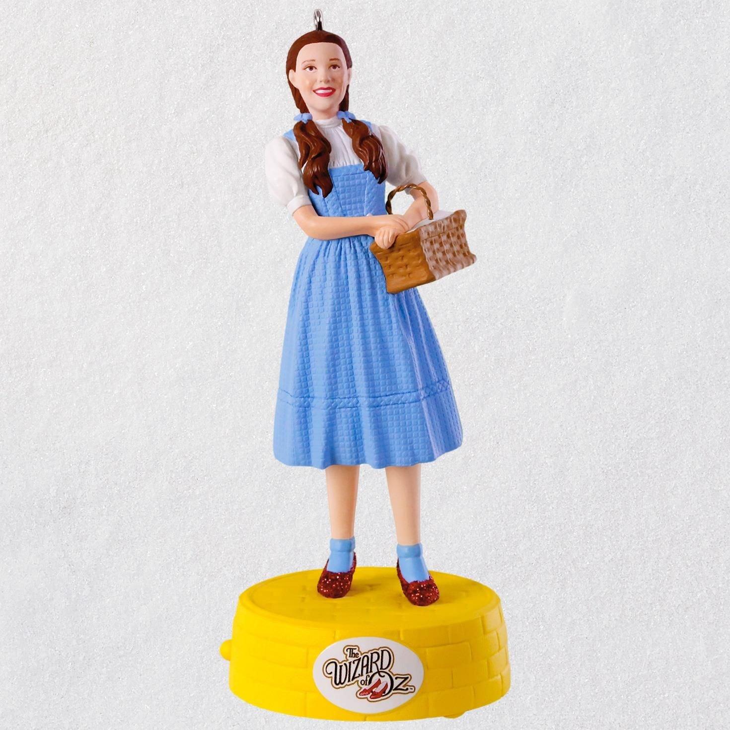 Hallmark The Wizard of Oz Somewhere Over the Rainbow Musical Ornament keepsake-ornaments Movies & TV