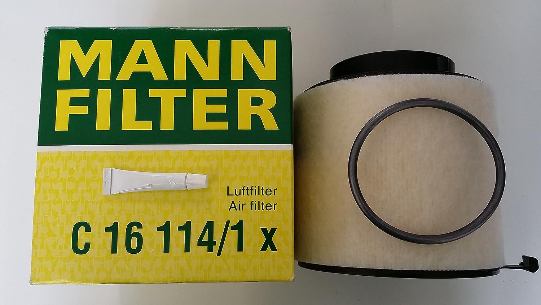 Mann Filter C 16 114/1 x -  Filtro Aria MANN & HUMMEL GMBH