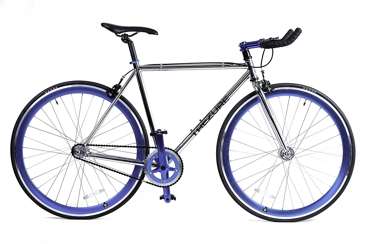4130 Chromoly Fixed Gear Single Speed Fixie Bike